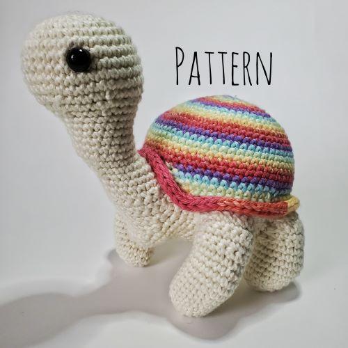 Free Crochet Pattern: Sammie the Turtle