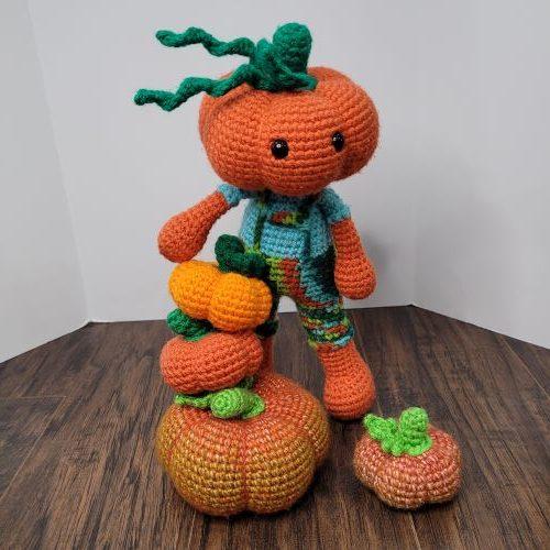 pumpernickel the pumpkin man for blog post