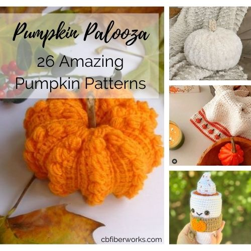 Pumpkin Palooza: 26 Awesome Pumpkin Patterns
